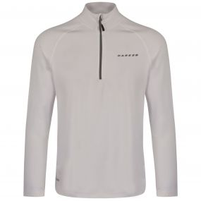 Men's Fuseline III Core Stretch Midlayer White