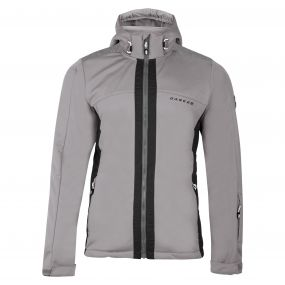 Men's Reprieve Softshell Jacket Smokey Grey