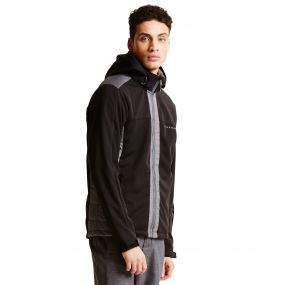 Men's Reprieve Softshell Jacket Black