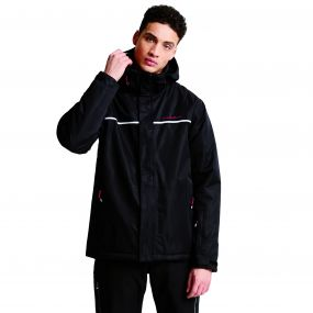 Men's Steady Out Ski Jacket Black