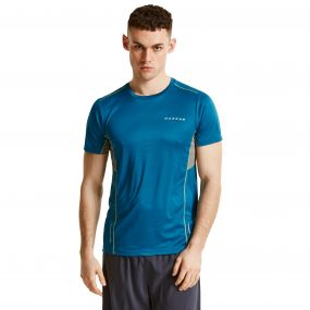 Men's Unified Multisport T-Shirt Titan Blue