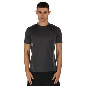 Men's Unified Multisport T-Shirt AlGrey Marl