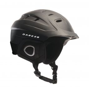 Guarda Adult Ski Helmet Black