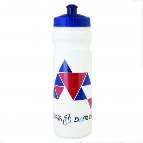 2017 Tour Of Britain Souvenir Water Bottle White