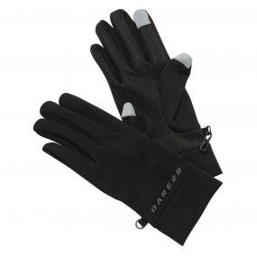 Core Stretch Smart II Gloves Black