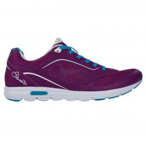 Women's Powerset Gym Shoes CamPur/FLBL