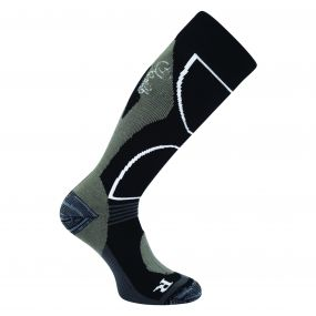 Women's Cocoon Tech Ski Socks Black