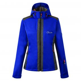 Women's Verify Softshell Midlayer Jacket Clematis