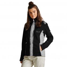 Women's Verify Softshell Midlayer Jacket Black