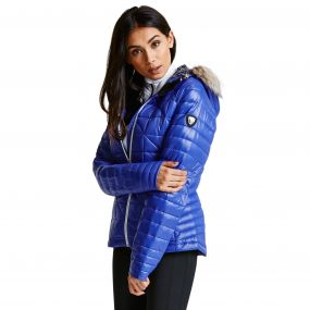 Women's Endow II Luxe Ski Jacket Clematis