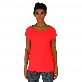 Women's Innate T-Shirt Fiery Coral