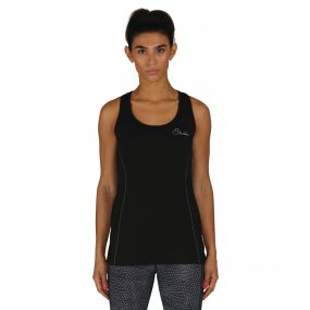 Women's Pertain Vest Black