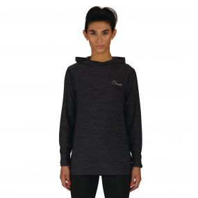 Women's Infinite II Lightweight Hoodie Charcoal Mar