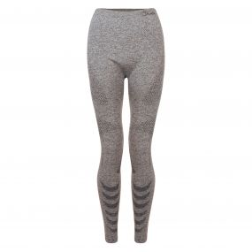 Women's Zonal III Legging Base Layer Pants CharcoalGrey