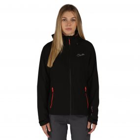 Women's Recourse Waterproof Shell Jacket Black