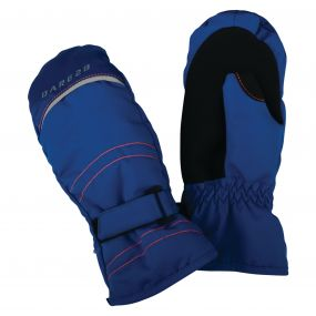 Kids Handover Mitt Ski Gloves Oxford Blue