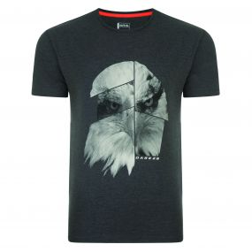Enactment T-Shirt Charcoal Marl