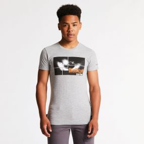 Kids Ordain T-Shirt Ash Grey