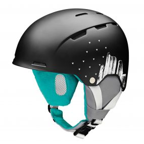 Womens Headwear Wmns Helmet Arosa Black        XS/S