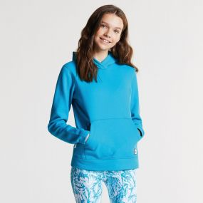 Kids Entangled Hoodie Sea Breeze Blue