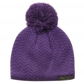 Ingenuity Beanie Royal Purple