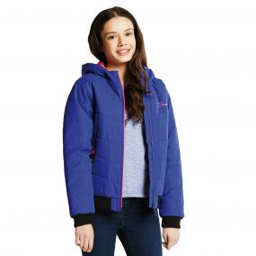 Kids Precocious Insulated Jacket Clematis