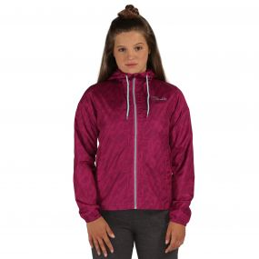 Trepid Jacket Camellia Purple