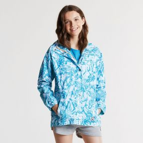 Kids Launder Jacket Sea Breeze Blue