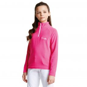 Kids Freeze Jam II Fleece Cyber Pink