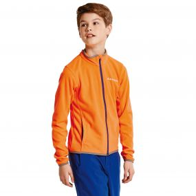 Kids Favour II Fleece ShckingOrang