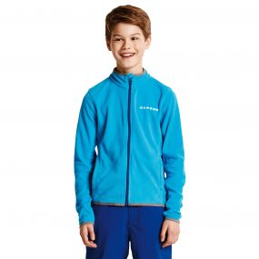 Kids Favour II Fleece Fluro Blue