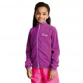 Kids Favour II Fleece UltrViolPurp