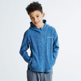 Kids Entreat II Fleece Admiral Blue
