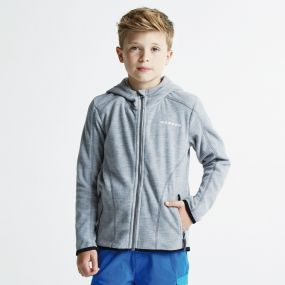 Kids Entreat II Fleece Ash