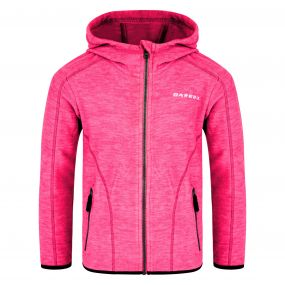 Kids Entreat II Fleece Neon Pink
