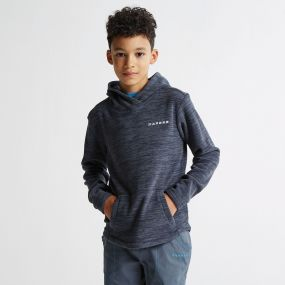 Kids Implore Fleece Charcoal Grey
