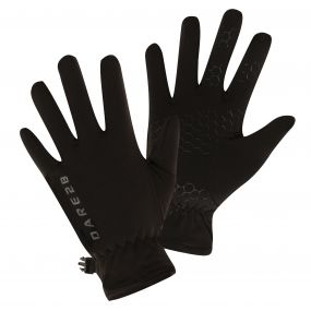 Kids Kids Core Stretch Gloves Black