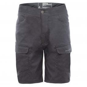 Kids Accentuate Short Ebony Grey
