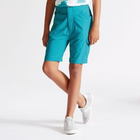 Kids Accentuate Shorts Sea Breeze Blue