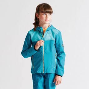 Kids Refrain Softshell Sea Breeze