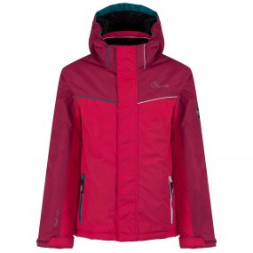 Remarked Jacket Pink Duchess