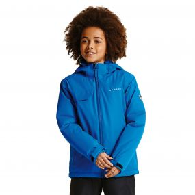 Kids Ruminate Ski Jacket Oxford Blue