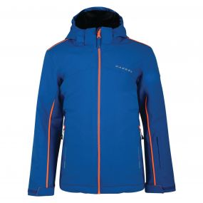 Kids Sonority Ski Jacket Oxford Laser Blue