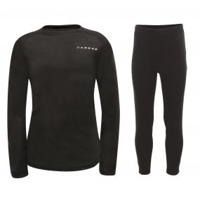 Simmer Down Base Layer Set Black