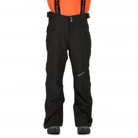 Kids Pace Setter Junior Pro Ski Pants Black