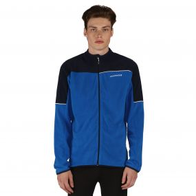 Outmode Fleece Oxford Blue