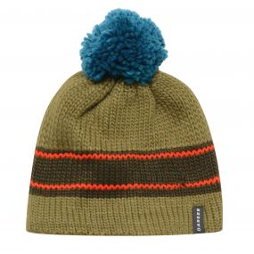 ReckonWith Beanie Utility Green