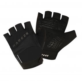 Mens Seize Mitt Black