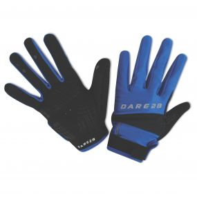 Mens Seize Glove National Blue