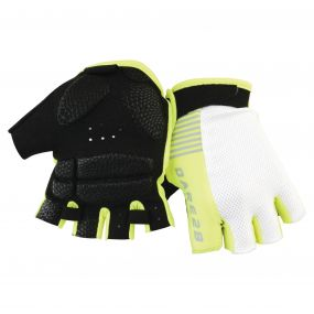 Men's Take Hold II Cycling Mitts Fluro Yellow